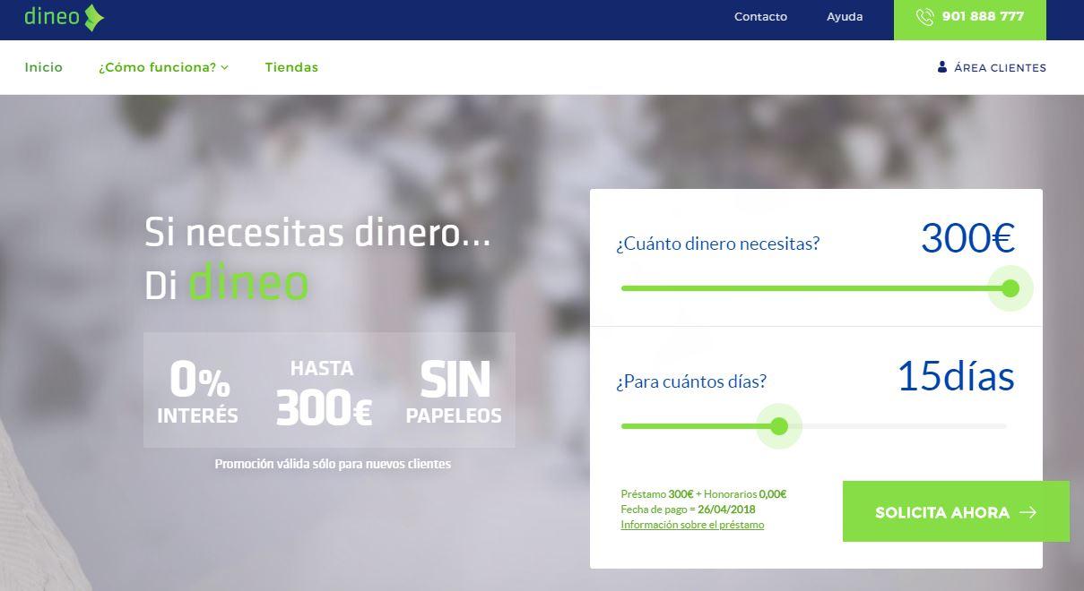 dineo.es